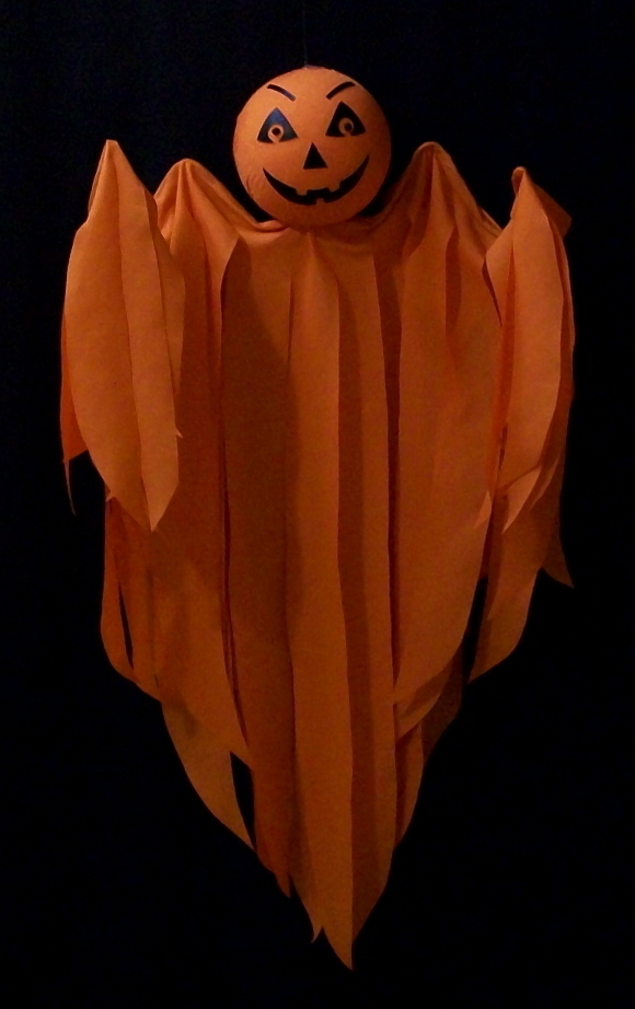 Halloween Decoration Pumpkin Mischief Flyer