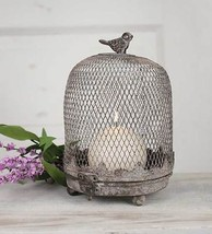 Cute Cloche  Birdcage Candle Holder ,5.1/4''L X... - $44.55