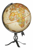 MacInnes 12 Inch Desktop World Globe By Replogle Globes - $96.75
