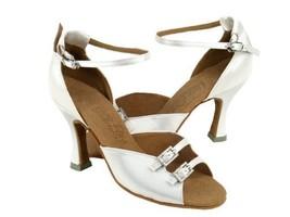 "Ladies Women Ballroom Dance Shoes from Very Fine C1620 Series 2.5"" Heel (7, W... - $75.95"