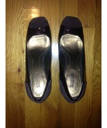 Kenneth Cole Brown Peeptoe Pumps Size 8 - $19.79