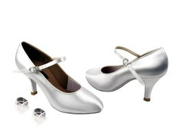 Ladies Women Ballroom Dance Shoes from Very Fine CD5024M Rounded Toe 2.5... - $79.95