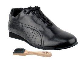 Ladies Women Men Ballroom Dance Shoes Very Fine EKSO101 Flat Heel with Shoes ... - $75.95