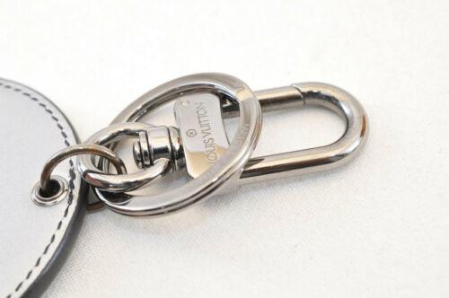 LOUIS VUITTON Monogram Silver Porte Cles Bag Charm MP1985 LV Auth yy446 image 5