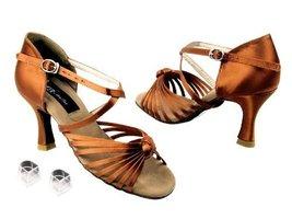 "Ladies Women Ballroom Dance Shoes for Latin Salsa Tango CD2078 3"" Heel with H... - $79.95"