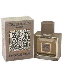Guerlain L'Homme Ideal Perfume 1.6 Oz Eau De Parfum Spray image 1