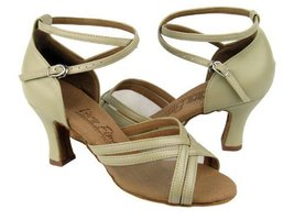 "Ladies Women Ballroom Dance Shoes from Very Fine C5017 Series 3"" Heel (4.5, B... - $75.95"