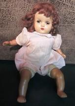 Vintage Horsman Composition Doll - Adorable Face - $95.00