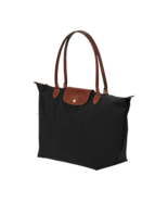 Longchamp tote bag le pliage black thumbtall