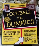 Football For Dummies by Howie Long - $14.99