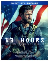 13 Hours: The Secret Soldiers of Benghazi (2016) [Blu-ray/DVD/Digital HD]