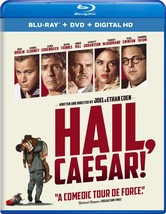 Hail, Caesar! [Blu-ray + DVD + Digital HD] (2016)