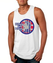 Men's Tank Top Hillary For Prison 2016 Elections 2016 - €12,83 EUR+
