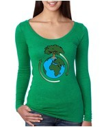 Women's Shirt Earth Day Save The Planet Shirt - $14.94+