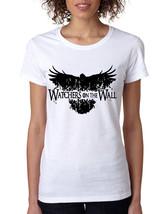 Women's T Shirt Watchers On The Wall Night Watch Shirt - $10.94+