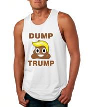 Men's Tank Top Dump Trump Presidential Elections 2016 Top - €10,73 EUR+