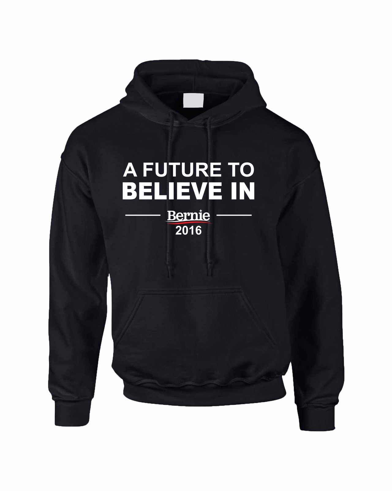 Primary image for Adult Hoodie Future To Believe In Presidential Elections 2016