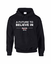 Adult Hoodie Future To Believe In Presidential Elections 2016 - $24.94+