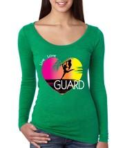 Women's Shirt Guard Art Pink Print Love Sport T Shirt - $14.94 - $16.94