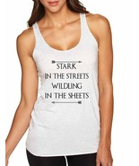 Women's Tank Top Stark In The Streets Wildling In The Sheets - $14.94
