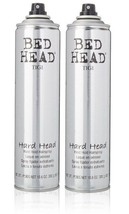Tigi Bed Head Hard Head Spray 10.6 Oz Each (Pack of 2) - $26.99