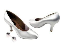 """Ladies Women Ballroom Dance Shoes from Very Fine CD5027M Rounded Toe 2.5"""" Hee... - $79.95"""