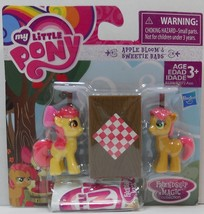 My Little Pony Apple Bloom and and Sweetie Babs Friendship is Magic - $7.95