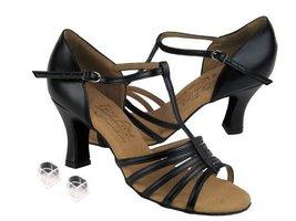 "Ladies Women Ballroom Dance Shoes Very Fine EKS9273 Signature 2.5"" Heel with ... - $75.95"