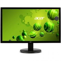 21.5 Acer K222HQL WideScreen Monitor 1920x1080 60HZ VGA DVI UM.WW3AA.006 - $142.79