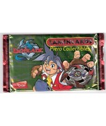 Beyblade Lamincards Sealed Pack Edibas - $2.00