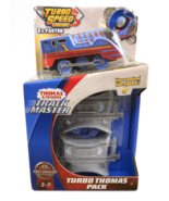 Thomas & Friends TURBO THOMAS PACK Trackmaster Battery Operated Motorize... - $29.69