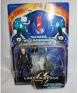 Lost In Space Action Figure  Proteus Armor Prof. John Robinson  NIB 1997 - $13.65