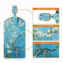 Travel Suitcase Bag Address Label Baggage ID Card Name Holder Slim Lugga... - $15.98+