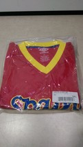 New** Umbro Spain Soccer V-neck Short Sleeve 3XL Red - Free Shipping Inc... - $29.41