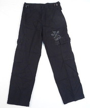 Hurley Black Casual Cargo Pants Youth Boys Size 18  881634633006 - $41.24