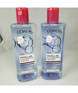 2 Pack L'Oreal Micellar Cleansing Water 2 Pack Normal To Dry Cleanser 13... - $16.78
