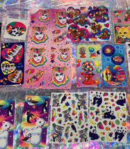 50 Lisa Frank Variety 1980 90s Y2K Sticker Mods  Cosmically Selected  image 4