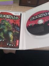 Nintendo Wii~PAL REGION Godzilla Unleashed image 2