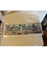 Marine Mammals Mini Bulletin Board Making A Splash with Flippers & Fur S... - $7.43