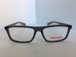 New  PRADA Sport VPS 02F UA0-1O1 Rx 56mm Men's Eyeglasses Frame Italy - $114.99