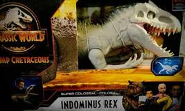 !NEW¡ 2020 Jurassic World x Netflix INDOMINUS REX Cretaceous Super Colossal - $96.00