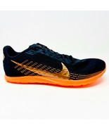 Nike Zoom Rival Waffle XC Black Mens Cross Country Spikeless Shoes AJ085... - $59.95