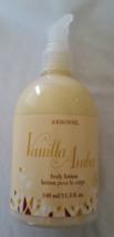 Arbonne Vanilla Amber Body Lotion 11.5 oz 340 m... - $24.99