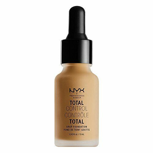Primary image for NYX Total Control Drop Foundation - TCDF13 Golden