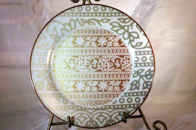 Sakura Style Madras Salad Plate - $5.54