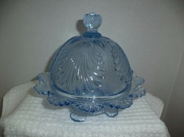 Mosser Shell Willow Blue Butter Dome  - $29.99