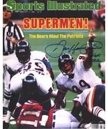 "Dan Hampton Signed 1985 Chicago Bears 16x20 Photo- Inscribed ""HOF 2002"" ... - $34.95"
