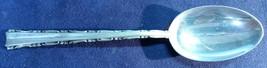 "Lunt Madrigal Sterling Silver  Flatware Teaspoon 6"" Inch 1962 #77540 Dbw - $28.70"