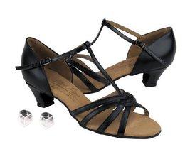 "Ladies Women Ballroom Dance Shoes Very Fine EKS9235 Signature 1.2"" Cuban Heel... - $75.95"