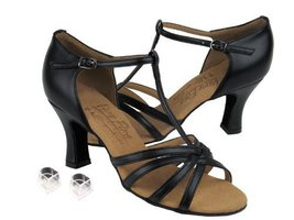 "Ladies Women Ballroom Dance Shoes Very Fine EKS9235 Signature 2.5"" Heel with ... - $75.95"